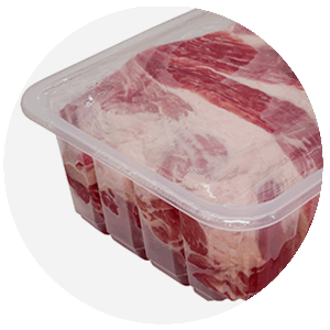 NUREL Engineering Polymers Active Packaging Meat Tray