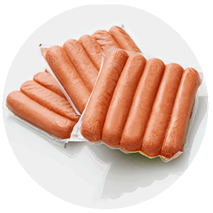 NUREL Engineering Polymers Active Packaging Hot Dogs
