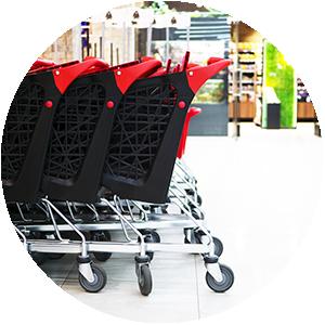vi_safe en aplicaciones de supermercado