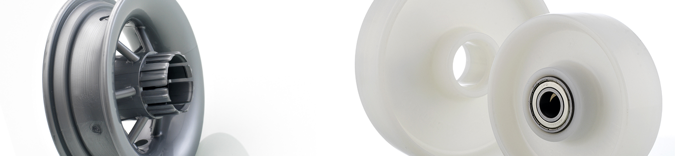 NUREL Engineering Polymers for Industrial Bearings