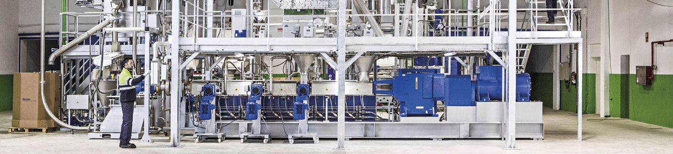 NUREL Engineering Polymers Solutions Compounding Facilities