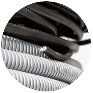 NUREL Engineering Polymers Cables, conduits, pipes & tubes